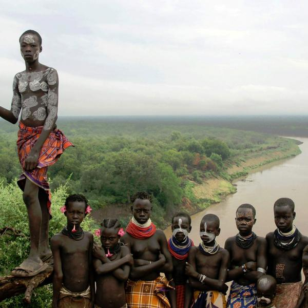 Surma People and Omo Valley